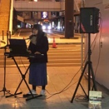 『高崎駅で歌いました』の画像