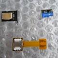 スマホを交換しました。マイクロSDカード用のアダプターについて