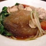 『東京バルバリのフカヒレ料理』の画像