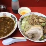【朗報】ラーメン二郎さん、ガチで美味そうなつけ麺セットを生み出してしまう(※画像あり)