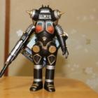『ウルトラ怪獣シリーズ 2008年 EX 宇宙ロボット キングジョーブラック レビューらしきもの』の画像