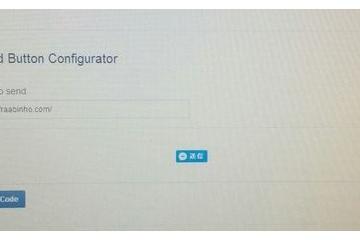 facebookメッセンジャーの送信ボタンをブログに設置する方法