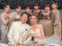 【元乃木坂46】衛藤美彩と源田壮亮の結婚式、とんでもないメンツが集合wwwwwwwwww