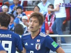 【 画像 】セネガル戦試合終了後の日本代表・原口元気の目が・・・w