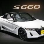 ホンダ、軽スポーツカー「S660」公開