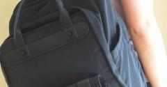 【PR】北欧から届いた「GASTON LUGA」の新商品♪収納力抜群でスタイリッシュな「BITEN 15″」