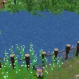『池まわりにもうちょっと欲しいような』の画像