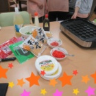 『たこ焼きパーティー(*^^)v』の画像