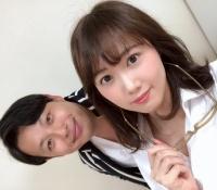 【乃木坂46】永島聖羅が平子っちと久しぶりの仕事!らりん綺麗になったな