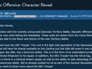 [公式]LSTB:共和国の攻撃で公開されるキャラ