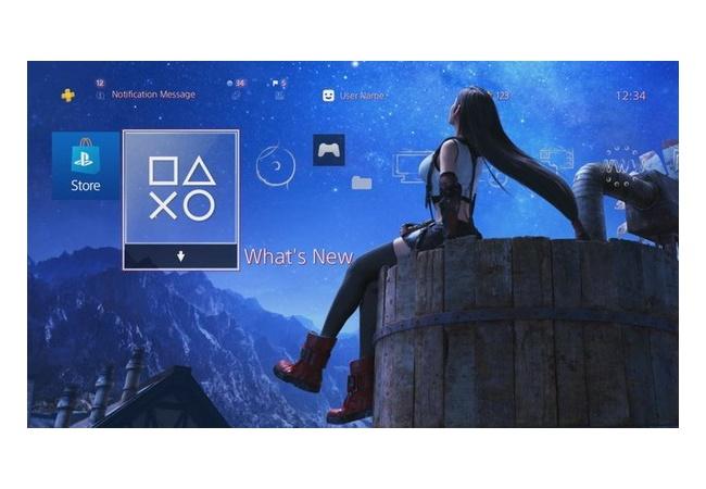 【FF7R】PS4のティファのテーマが無料ダウンロード中