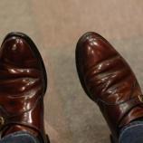 『今日のツーリングはこの靴でした』の画像