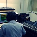 『オンラインを利用したレコーディングが増えていく中で、久々にスタジオ録音してきました』の画像
