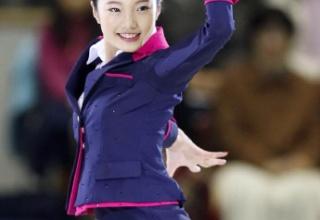 【画像あり】真凛の衣装にドキリ! 名古屋でアイスショー