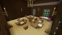 森の洋館リフォーム ~ 大きな食堂&3階への階段