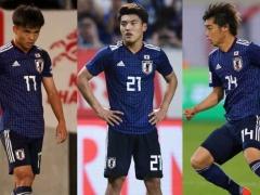 日本代表右サイド候補の3人・・・久保建英、堂安律、伊東純也の特徴