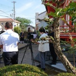 『テレビ和歌山の番組の取材がありました』の画像