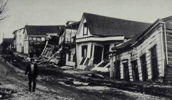 【地震】壊滅的な被害をもたらした歴史上の15の巨大地震