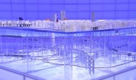 【模型】   日本のニュース番組の本気。   NHKのクローズアップ現代の 東京地下模型が凄すぎる。  海外の反応