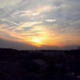 『夕日が綺麗だ』の画像