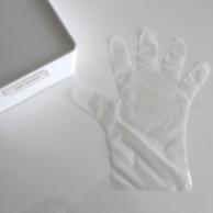 進化が止まらないダイソー商品!お料理にお掃除に大活躍のポリエチレン手袋