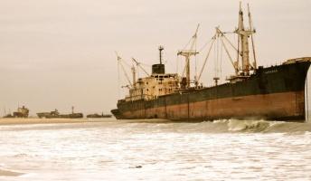 廃船・難破船編 淡々と画像を貼るスレ