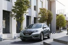 【ホンダ】新型SUV「VEZEL(ヴェゼル)」の市販予定車をご覧下さい