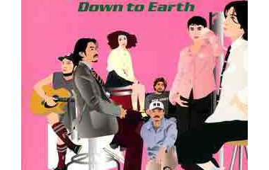 『FLYING KIDS 「Down to Earth」』の画像