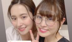 伊藤かりん、事務所で衛藤美彩に遭遇!!!