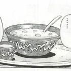 『トリコ食事シーン29巻4(小松のまかない飯)』の画像