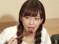 宮崎由加「なにこれおいひー」黒木料理長「大学芋なんざーノリでやっちゃえばいいんですよ まぁ愛情は入れたけどな ヘヘッ」