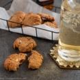 「令和の家政婦さん」(小池田マヤ)のピーナッツバタークッキーと塩ゆで生落花生のムージャン油&紹興酒漬け