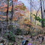『多良山系・地図コンパス山行』の画像