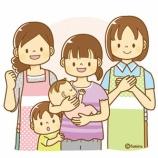『【クリップアート】子育てママ・産後ケアのイメージイラスト』の画像