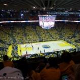 『サンフランシスコ旅行記5 NBA現地観戦2016!ブレイザーズVSウォーリアーズ プレイオフ セミファイナル ゲーム1(前編)』の画像