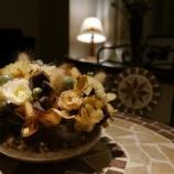 『多目的ルームの間接照明 & ナチュラル雑貨を飾って秋のインテリア』の画像