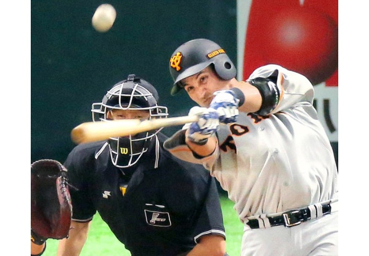 ゲレーロは巨人の4番としてどうなんや? .333 5本塁打 7打点
