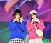 【欅坂46】理佐・梨加がパンポーズで登場!?