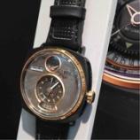 『マスタングから作られた時計★REC』の画像
