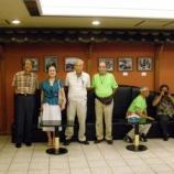 『2010年 9月 4~ 5日 第37回渡島檜山支部大会:北海道七飯町・七飯町文化センター』の画像