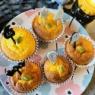 【低糖質】ハロウィンに♡ホロッサクッ♪美味しい~!かぼちゃカップケーキ♡