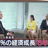 『アメリカは年3%のGDP成長率を維持。日本は息切れで景気足踏みか。』の画像