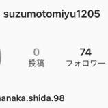 『【元欅坂46】鈴本美愉、ついにインスタアカウントを開設!!!キタ━━━━(゚∀゚)━━━━!!!』の画像