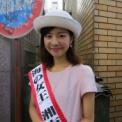 2013年 第40回藤沢市民まつり2日目 その33(海の女王パレードの13(佐々木愛織))