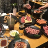 『春の食事会』の画像