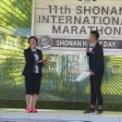 """第11回湘南国際マラソン""""湘南ジェーン""""最終選考会 その1(はるな愛)"""