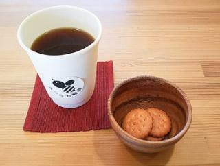 守山の自家焙煎コーヒースタンドで希少豆な珈琲も嗜めます/みつばち珈琲