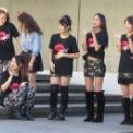 学園祭ダンス部の5