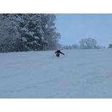 『新雪パ〜フパフ、楽しめました!』の画像