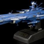 宇宙戦艦ヤマト2202、地球連邦アンドロメダ級二番艦「アルデバラン」プラモデルが登場!